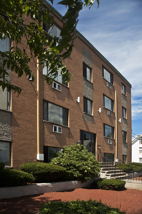 Andover House Apartments