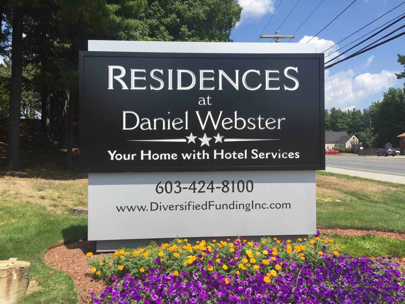 Residences at Daniel Webster